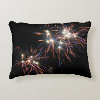 Fireworks Accent Pillow