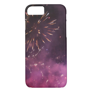 Fireworks Cell Phone Case