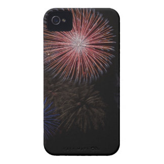 fireworks christmas new year iPhone 4 covers