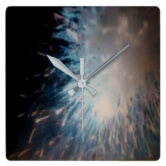 Fireworks Clock 2