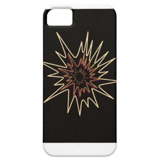 Fireworks Design #2 Case For The iPhone 5