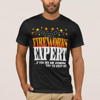 Fireworks Expert Shirt