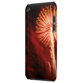 Fireworks for your iPod Barely There iPod Cover