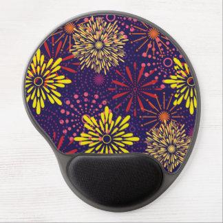 Fireworks Gel Mouse Pad