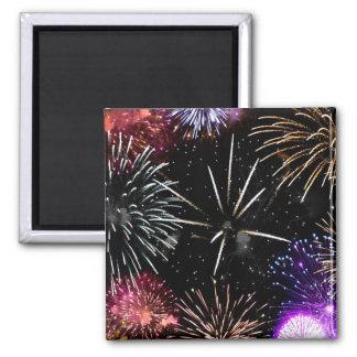 Fireworks Grande Finale Magnet