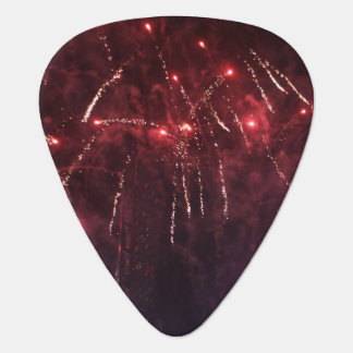 Fireworks Guitar Pick