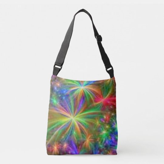 Fireworks Heaven Crossbody Bag