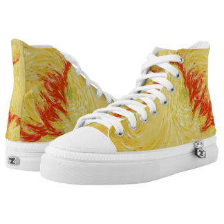 Fireworks High Tops