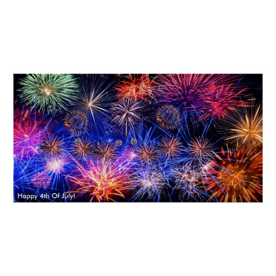 Fireworks image for poster