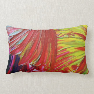FIREWORKS IN RED - Stunning BOLD Home Decor Pillow