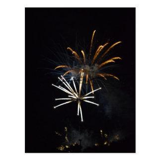 fireworks.JPG Postcard