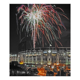 Fireworks Live from Lodo Poster