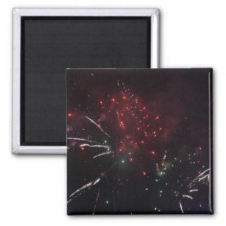 Fireworks Magnet