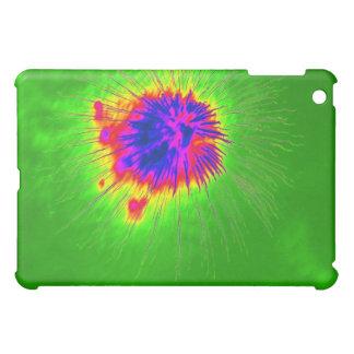 Fireworks, Neon, Tie-Die iPad cover