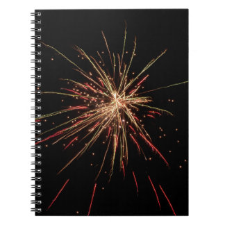 Fireworks Notebook