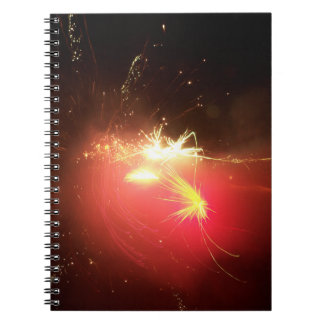 Fireworks Notebook