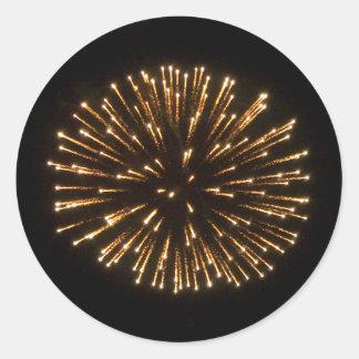 Fireworks Stickers 01