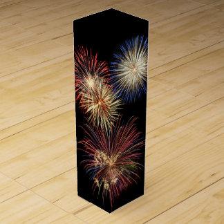 Fireworks Wine Gift Box