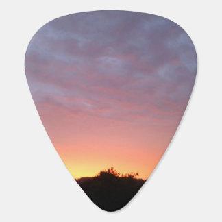 Fireycloud Sunset Guitar Picks Pack of Five Pick