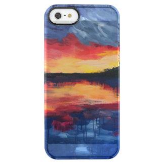 Firflight Clear iPhone SE/5/5s Case