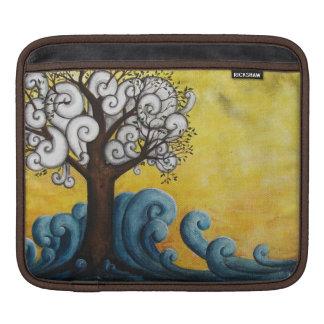 """""""Firmly Rooted"""" iPad Sleeve"""