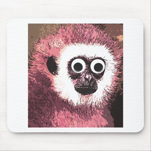 First a little monkey business mousepads