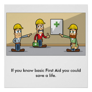 First Aid 02 Poster