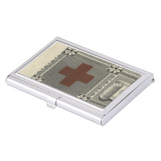 First Aid Certificate Business Card Holder