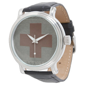 First Aid Certificate Wristwatches
