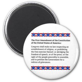 First Amendment Rights Magnet