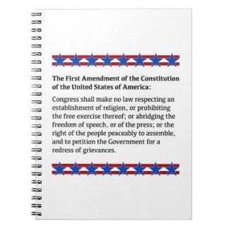 First Amendment Rights Notebook
