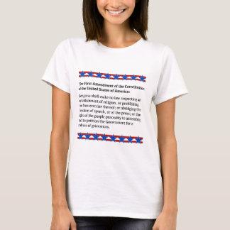 First Amendment Rights T-Shirt