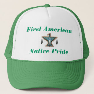 First American, Native Pride Trucker Hat