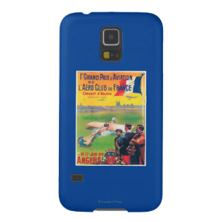 First Aviation Grand Prix Cases For Galaxy S5