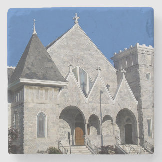 First Baptist Church Marietta, Ga. Marble Stone Co Stone Coaster