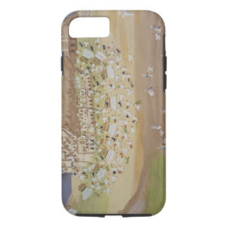 First battle of Athens in 1826, from the Pictorial iPhone 7 Case
