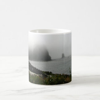 First Beach Basic White Mug