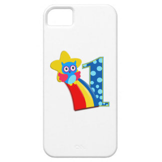 First Birthday Owl iPhone 5 Cases