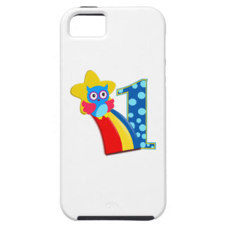 First Birthday Owl iPhone 5 Covers