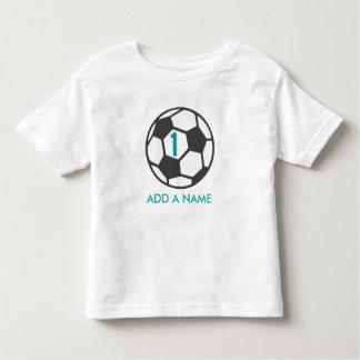 First Birthday Soccer Ball Shirt