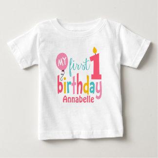Baby Girl T-shirts