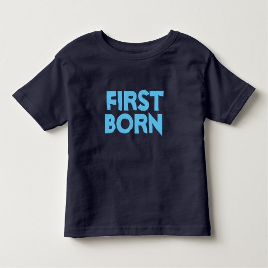 FIRST BORN - BOY T-SHIRT