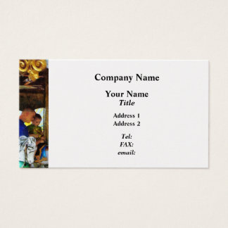 First Carousel Ride - Platinum Business Card