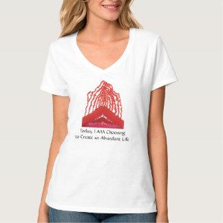 First Chakra- #2: Money-Abundance Issues T-Shirt