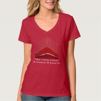 First Chakra- #3: Money-Abundance Issues T-Shirt