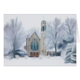 First Christmas In Nebraska  Cards