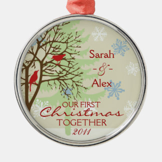 First Christmas Together Ornament