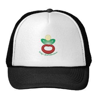 First Christmas Trucker Hat