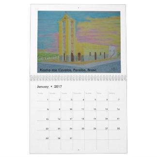 First church calendars