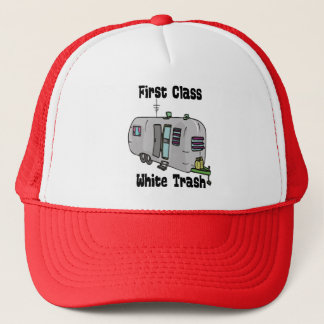 First Class Trucker Hat